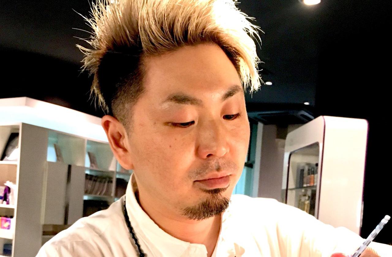 stylist 藤本 賢一郎